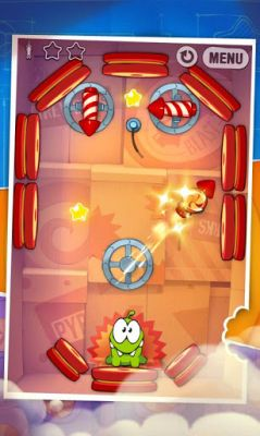 Cut the Rope: Experiments HD v1.7.2