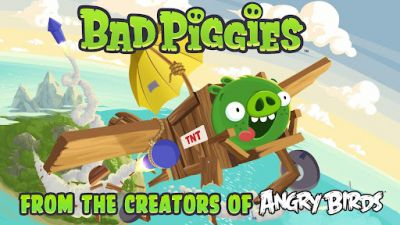 Bad Piggies v1.9.1 (Angry Birds)
