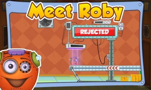 Rescue Roby HD v1.8.3