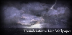 Thunderstorm Live Wallpaper v2.1