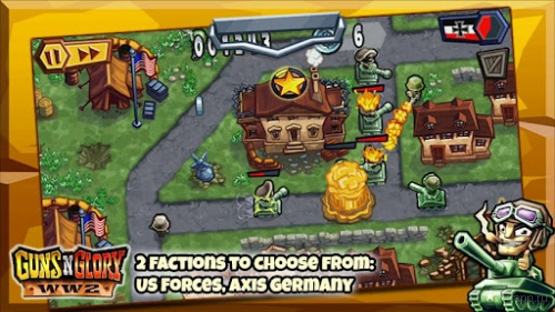 Guns'n'Glory WW2 Premium v1.4.4