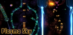 Plasma Sky - rad space shooter v2.9.6