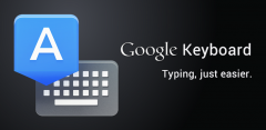 Клавиатура Google (Google Keyboard) v1.0.187