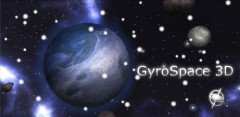 GyroSpace 3D Live Wallpaper v1.0.3
