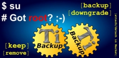 Titanium Backup PRO Key root v6.1.0